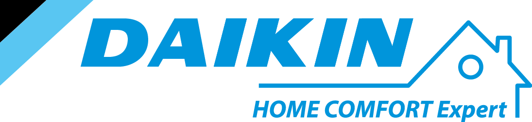 Logotip Daikin HOME COMFORT Expert