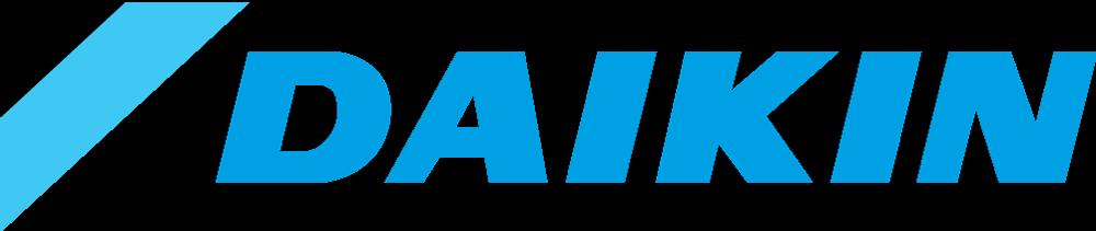 Logotip Daikin s povezavo na spletno stran podjetja-uvoznika Airabela d.o.o.